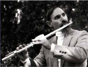 "Schawkie Roth on ""Flute & Harp for Christmas"""
